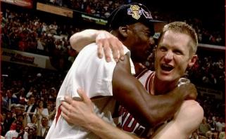 S.Kerras: viskas, ką pasiekiau, yra M.Jordano dėka