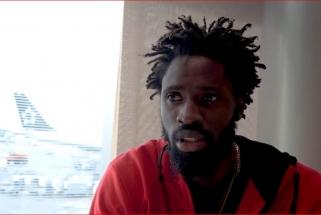 """Su """"Rytu"""" atsisveikinantis Ndouras: jaučiau fanų meilę nuo pirmos dienos"""