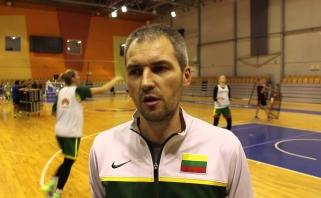 """R.Alijevą Molėtų klube pakeis """"Žalgirio"""" sistemoje dirbęs treneris"""