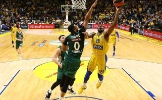 Gudaičio bendraklubiu taps solidžios NBA ir Eurolygos patirties turintis aukštaūgis