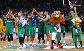 """""""Žalgiris"""" su kaupu atsirevanšavo """"Maccabi"""" (spaudos konferencija)"""