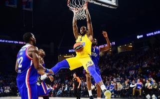 """""""Maccabi"""" prieš čempionato atnaujinimą išsiskyrė su svarbiu aukštaūgiu"""