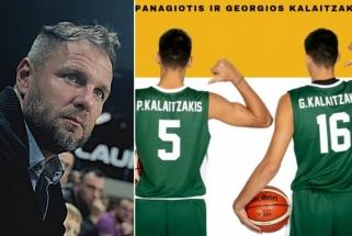"""""""Nevėžio"""" triumfą ir graikus stebėjo NBA skautu dirbantis buvęs žalgirietis"""