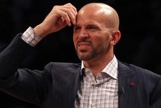 """J.Kiddas: būtų sunku atsisakyti gavus """"Lakers"""" pasiūlymą"""