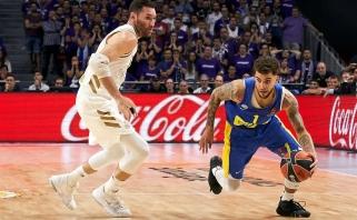 """""""Maccabi"""" lyderis nesilaikys karantino sąlygų: jei galima žaisti, galima ir pasivaikščioti parke"""
