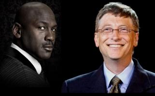 M.Jordanas pirmą kartą pateko į pasaulio turtingiausių žmonių sąrašą