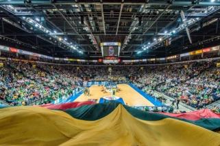 Krepšinio sirgaliams - Lietuvos rinktinės dovanos
