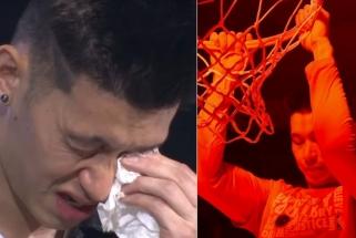 Ir turtuoliai verkia: su CSKA siejamas NBA čempionas ant scenos liejo ašaras