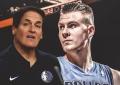 """M.Cubanas: K.Porzingis šį sezoną nežais net ir """"Mavericks"""" patekus į atkrintamąsias"""