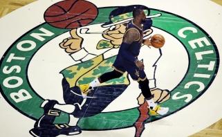 """NBA: į Rytų konferenciją grįžta intriga - L.Jameso trigubas dublis neišgelbėjo """"Cavs"""""""