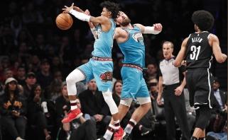 J.Valančiūno bendraklubis neturėjo lygių NBA metų naujoko rinkimuose
