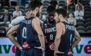 Prancūzai užgesino lietuvių viltis patekti į Pasaulio čempionato atkrintamąsias varžybas