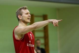 Vienas naudingiausių NKL žaidėjų A.Urbonas iš Mažeikių keliasi į Marijampolę