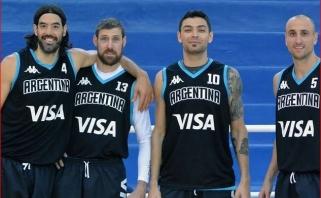 J.Repeša: 38-erių Delfino ketina žaisti penktojoje savo olimpiadoje