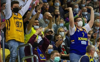 "Finansinį krachą patyręs ""Chimki"" klubas įregistruotas Superlygoje"