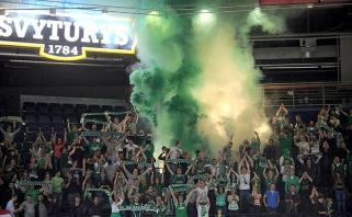 Klubų abonementų savininkams – išskirtinės nuolaidos į Karaliaus Mindaugo taurės turnyrą