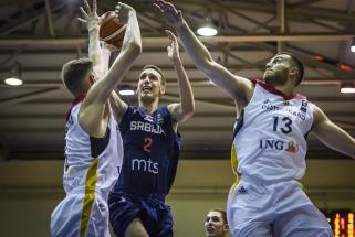 """""""Olympiakos"""" už dubleriams atstovaujantį serbą gali susižerti įspūdingą sumą"""