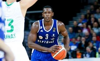 """""""Neptūnas"""" patvirtino J.Palacioso išėjimą ir kalba apie tris naujus žaidėjus"""