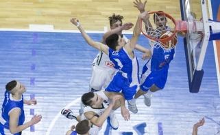 U18 čempionatas: lietuviai nusileido bosniams