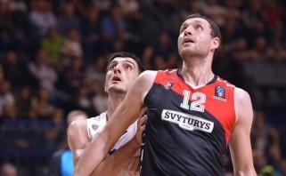 """Mūšis su """"Partizan"""": situacija grupėje, pirmoji dvikova, komentarai bei faktai"""