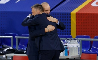 """Kurtinaitis prieš dvikovą su """"Barca"""" pripažįsta: kaip nusiteiksime, toks bus ir rezultatas"""