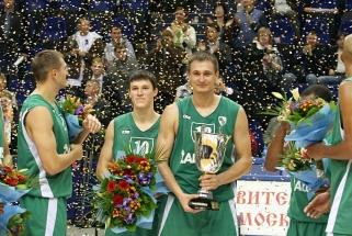 Paskelbti Aleksandro Gomelskio taurės dalyviai