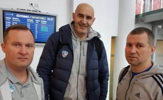 """""""Neptūnas"""" į Strasbūrą keliauja svarbiausioms sezono rungtynėms"""