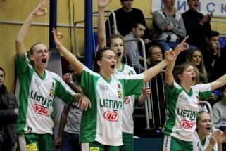 Lietuvos merginų ir vaikinų rinktinės sužinojo savo varžovus Europos čempionate