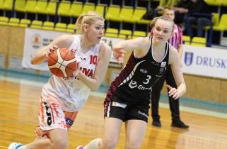 Ukrainietė K.Dobrikova grįžta į Lietuvos čempionių gretas