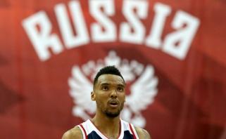 Rusijos rinktinė - be CSKA aukštaūgio J.Bolomboy'aus