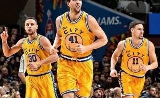 """NBA titulą praradęs """"Warriors"""" klubas nusitaikė į D.Nowitzkį"""
