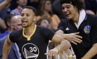 NBA: S.Curry visų laikų rekordas ir P.Gasolio trigubas dublis (rezultatai)