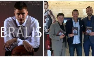 """""""Brolis"""": Latvijoje išleista knyga apie K.Porzingį"""