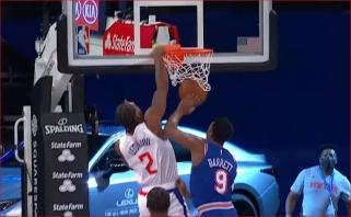 Įspūdingi Kawhi, Duranto ir Siakamo dėjimai – NBA Top 10 viršūnėje