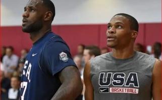 S.A.Smithas: didžiausią spaudimą jaučia LeBronas ir Westbrookas