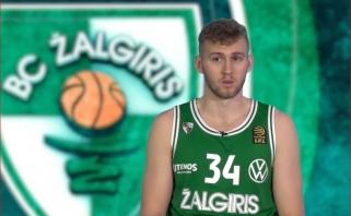 Žalgirietis J.Landale'as: apie meilę Lietuvos sirgaliams, NBA ir gyvenimą kalnuose