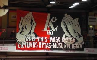 """""""Lietuvos ryto"""" ištikimiausi sirgaliai nuogąstauja dėl komandos ateities (pareiškimas)"""