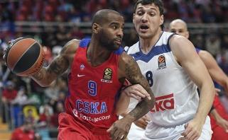 """Puikias rungtynes sužaidęs J.Mačiulis padėjo """"Real"""" įveikti CSKA"""