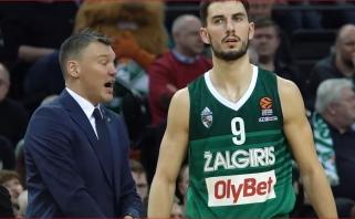 """Westermannas vėl taps Jasikevičiaus auklėtiniu - """"Barcelona"""" susitarė dėl perėjimo"""