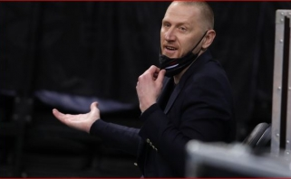 """""""Ryto"""" sporto direktoriui Zavackui LKL skyrė baudą už nepagarbų elgesį"""