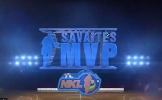 NKL savaitės MVP - siautėjantis J.Riley