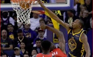 "K.Durantas: ""Raptors"" - jau ne tiesiog perspektyvi komanda"