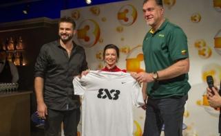 3×3 krepšinis: šansą dalyvauti olimpiadoje turės kiekvienas (Sabonio komentaras)