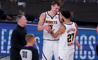 """Piktas Jokičius: kalbama, ne kad mes laimėjome, o kad """"Clippers"""" pralaimėjo"""