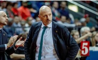 """""""Lokomotiv-Kuban treneris S.Obradovičius: """"Lietuvos rytas"""" eina tinkama linkme"""