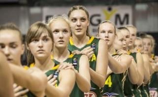 Lietuvės nusileido italėms ir Europos čempionato aštuntfinalyje žais su vengrėmis