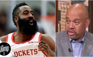 ESPN komentatorius: kvailiai tie žmonės, kurie mano, kad Hardeno žaidimas gražus kaip Magico ar Jordano