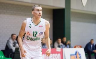 """""""Žalgirio"""" dubleriai tik po atkaklios kovos nusileido Baltarusijos vicečempionams"""