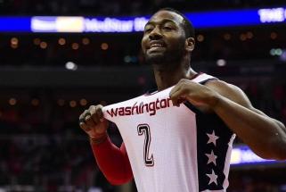 """J.Wallas su """"Wizards"""" susitarė dėl neįtikėtino kontrakto"""