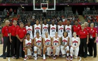 Be netikėtumų: pasaulio moterų krepšinio čempionatą laimėjo JAV rinktinė